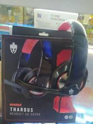 Novo Headset Thardus evolut