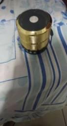 Caixinha de Som Portátil Bluetooth Mp3 Usb Aux