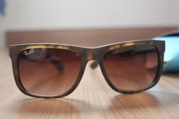 Óculos de sol Ray ban modelo Justin