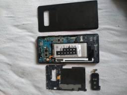 Samsung note 8 Retirada de peça