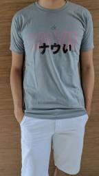 Camisa Cinza Calvin Klein