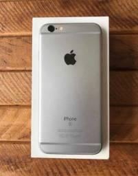 iPhone 6S Space Gray 32Gb usado, impecável.