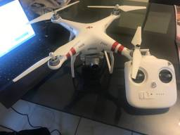 Drone Dji Phantom 3 Standard (atualizado-calibrado)