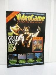 Revista Poster Golden Axe Videogame 9 A Rara