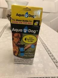 Bebedouros Portátil Aqua Dog Garrafa Pet Cães e Gatos