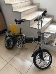 Bike / Bicicleta Elétrica *Precisa Trocar a Bateria*