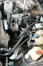 Santana 89 2.0 ap gas/gnv
