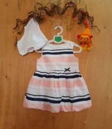 Vestido de festa infantil  baby wer