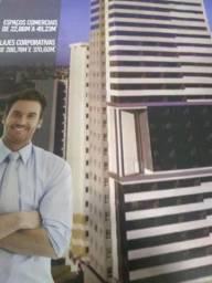 Salas Comercias de 87 metros- Terra Office Jd América- Goiânia