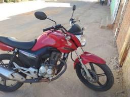 Vendo moto 160