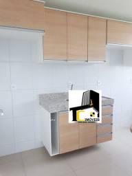 Apartamento Semi Mobiliado com Vaga de Garagens Cobertas