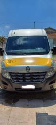 Renault Master 2017 Minibus 16 Lugares 2.3 Diesel