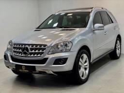 Mercedes ml 350 sport top 2011 + teto diesel. léo careta veículos