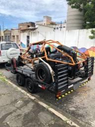Gaiola ap2.0 turbo