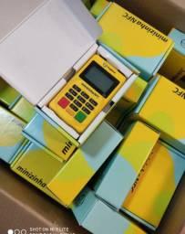 Minizinha NFC taxa 0% nós primeiros 3 meses