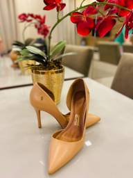 Sapato Scarpin Caramelo Santa Lolla 35