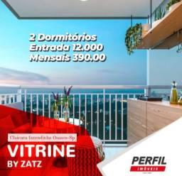 Apartamento Vitrine by Zatz Osasco