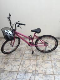 Bike Feminina Aro 26