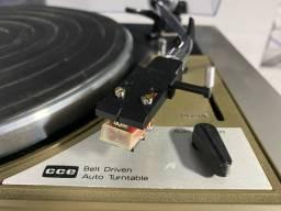 Toca disco cce bd-5000 das antigas todo original