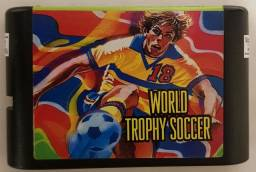 World tropy soccer mega drive