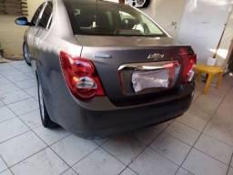 Vendo um chev sonic Ltz NB AT 1.6 2012