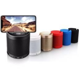 Caixa De Som Bluetooth Multifuncional Mp3 Usb Q3