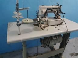 Máquina de costura industrial elastiqueira