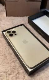 iPhone 12 pro max 256gb dourado