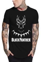 Camisa Black Panther Marvel