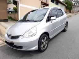 Honda Fit 1.4 aut. 2008 - aceito troca