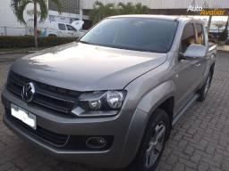 Amarok highline 2014 4X4 diesel com laudo aprovado so com ze klayton