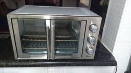 Forno Elétrico Oster 42 Litros Porta Dupla French Door - 220volts<br>