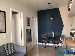 Apartamento à venda com 1 dormitórios em Perdizes, São paulo cod:620970
