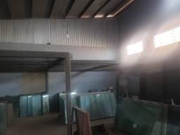 Mezanino de ferro para industrias e serviços