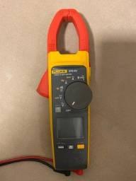 Título do anúncio: Alicate Amperímetro Digital Fluke 376 FC True RMS