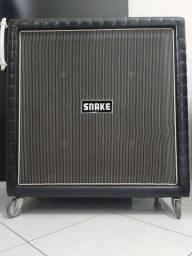 Gabinete Caixa 4X12 Guitarra Snake Vintage 1973