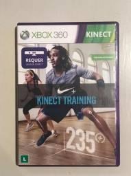 Nike Kinect Training jogo original para Xbox 360