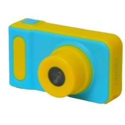 Câmera Fotografica Infantil Digital Kids Selfie 3.0M Azul-Somos Loja -Temos Motoboy