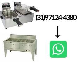 Fritadeira Industrial Nova