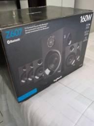 Título do anúncio: Caixa de Som Logitech Z607 5.1 Surround, Bluetooth, 160W