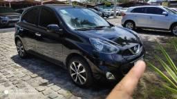 Título do anúncio: Nissan March SL (versão mais completa)