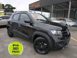 Renault KWID OUTSIDER 1.0 2021 2000 km ipva pago