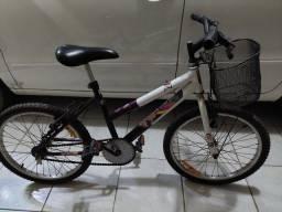 Título do anúncio: Bicicleta infantil da frozen