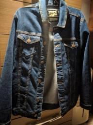 Jaqueta Jeans Azul escura