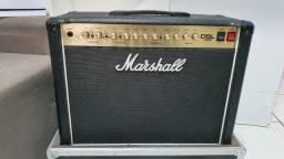 Amplificador Marshall Dsl40c + Case