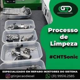 Título do anúncio: Bicos Injetores Diesel Eletrônicos e Bomba de Alta