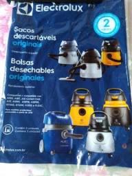 Título do anúncio: Sacos descartáveis originais Electrolux