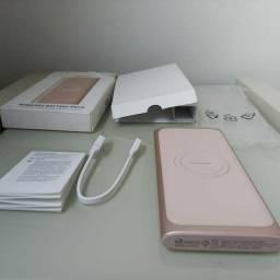 Carregador Samsung Portátil por indução 10.000 Original *Entrego Aceito Cartão *