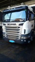 Scania/G420 A6x4 traçado