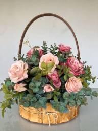 cestas para floriculturas